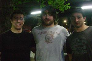 Tandilenses en Belgrano