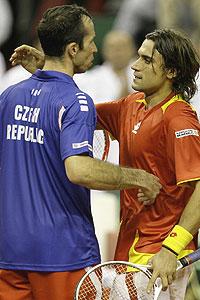 Stepanek y Ferrer