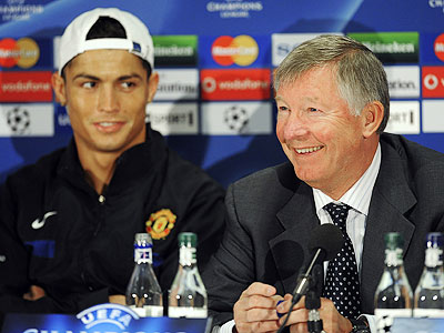Cristiano y Ferguson