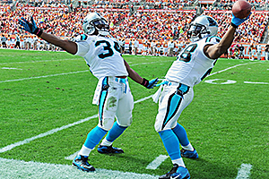 DeAngelo Williams, Jonathan Stewart