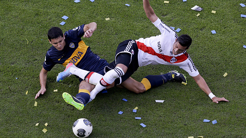 Torneo Final 2013 - Boca vs. River