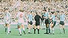 Inglaterra v Argentina