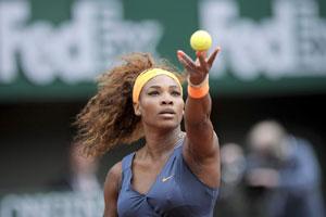 Serena - RG '13 - ESPN