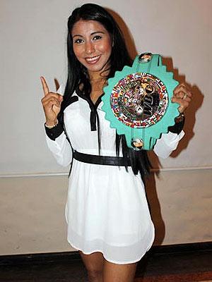 Jessica 'Kika' Ch�vez