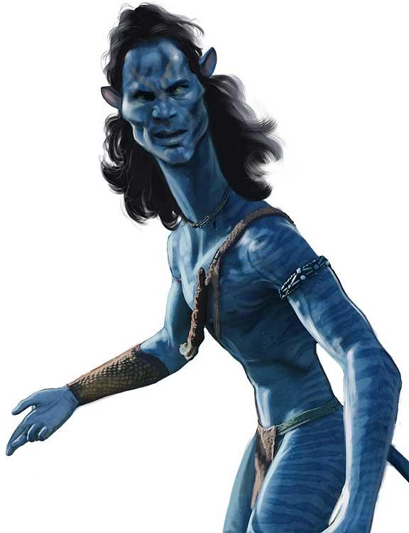 Cavani es Avatar