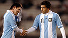 Messi y Tevez